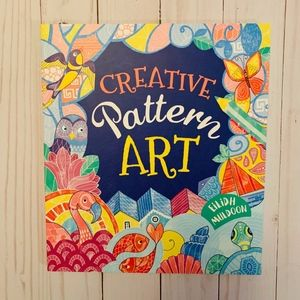 Other - NEW Creative Pattern Art Book